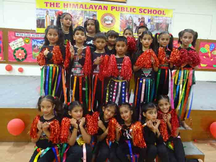 Inter Class Western Dance Competition held at HPS | Garhwal Post