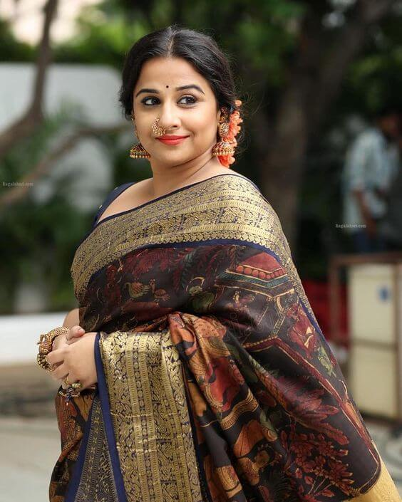 Vidya Balan: 'Main Sherni' music video shows you don't have to roar to be a tigress | Garhwal Post